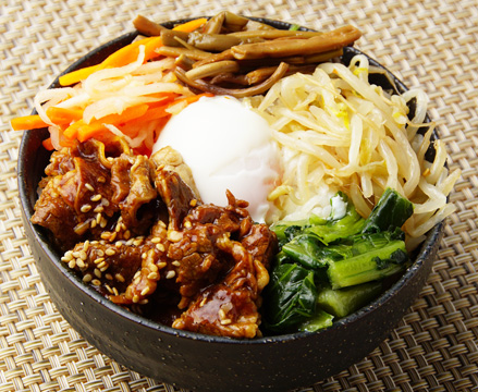 韓国料理 ビビンバ 移動販売 依頼 派遣 出張