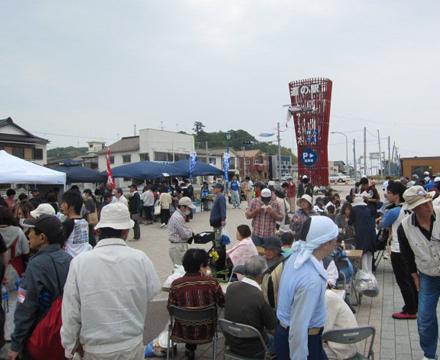 NPO法人アラスキッチンカー 東日本大震災支援活動