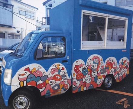 移動販売 イベント フードコート お祭り 住宅展示場 出張 タイ料理