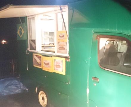 ブラジル料理 移動販売 シュラスコ
